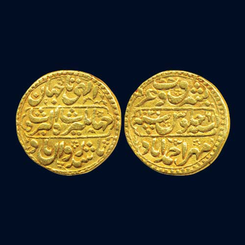 Jahangir-Gold-Mohur-Listed-For-INR-9,00,000