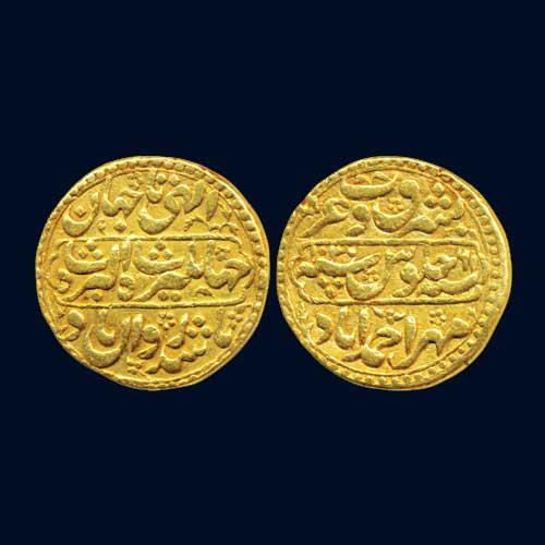 Jahangir-Gold-Mohur-Listed-For-INR-9,00,000