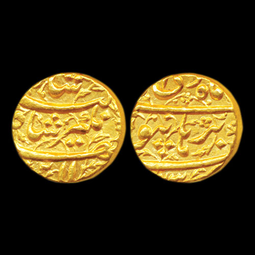 Jahangir-Gold-Mohur-Sold-For-INR-4,10,000