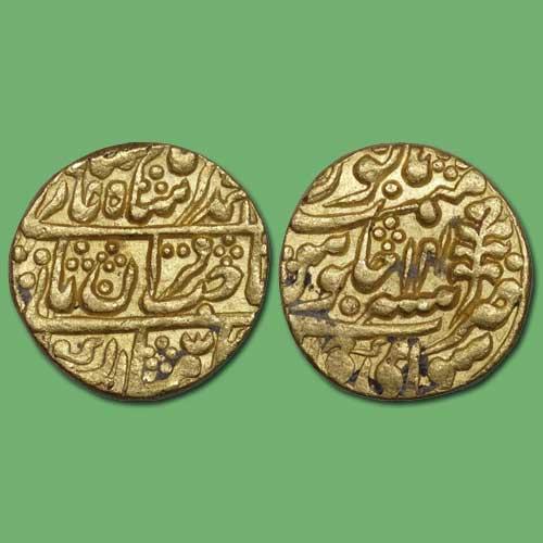Jaipur-Gold-Mohur-Listed-For-INR-40,000