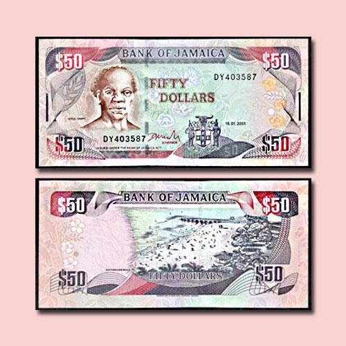Jamaica-50-Dollars-banknote-of-2003-2010