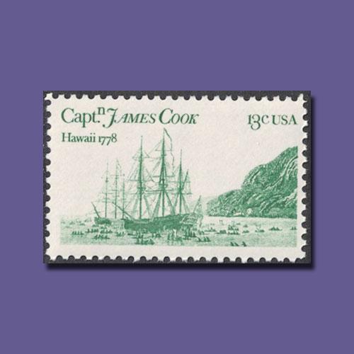 James-Cook-discovered-the-Hawaiian-Islands