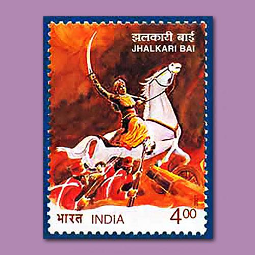 Jhalkari-Bai