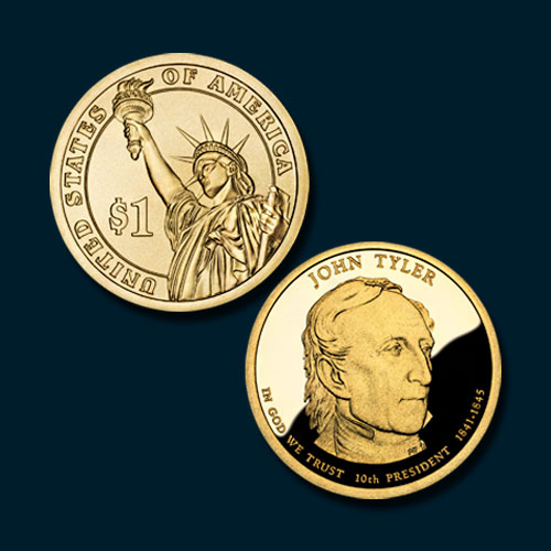 John-Tyler-Commemorative-Coin