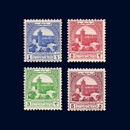 Jordan's-First-Postal-Tax-Set