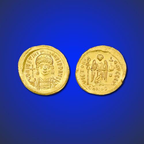 Justinian-I-orders-rebuild-the-dome-of-Hagia-Sophia-