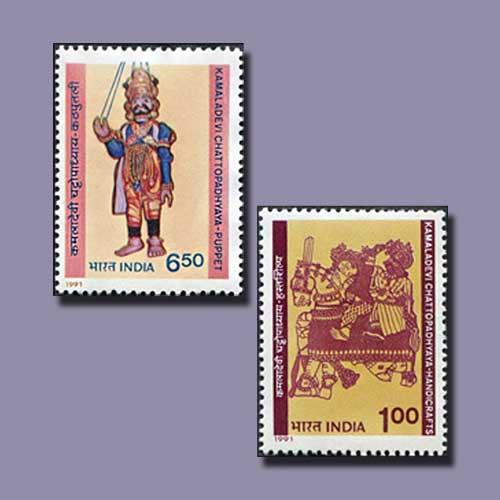 Kamaladevi-Chattopadhyay