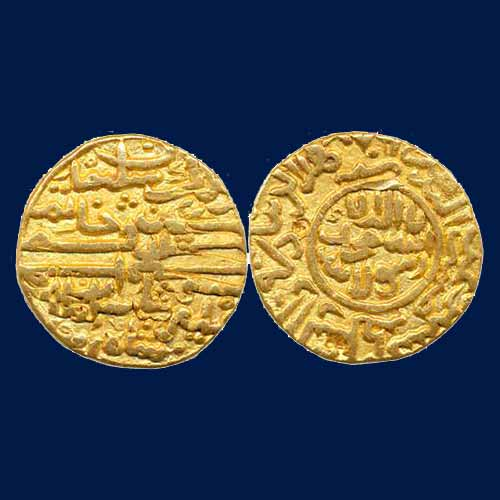 Kashmir-Sultanate-Gold-Tanka-Listed-For-INR-2,25,000