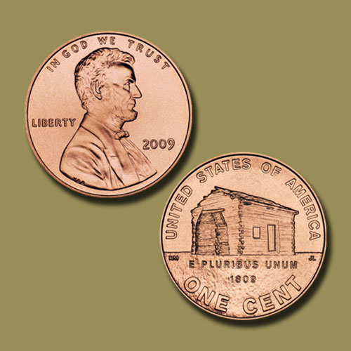 Kentucky-Lincoln-Penny