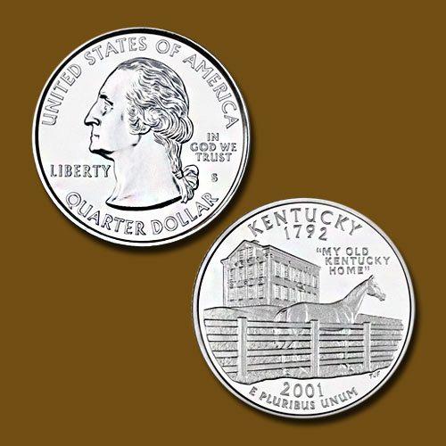 Kentucky-State-Quarter-Dollar