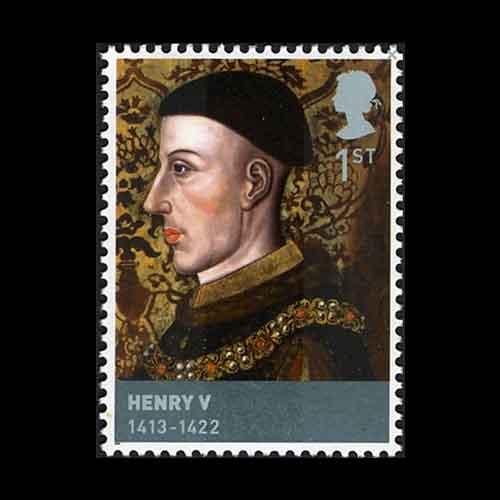 King-Henry-V-of-England-Commemorative-Stamp