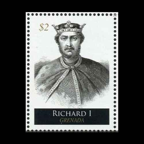 King-Richard-I-of-England-got-killed