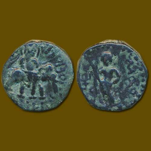 Kushan-Ruler-Huvishka-I