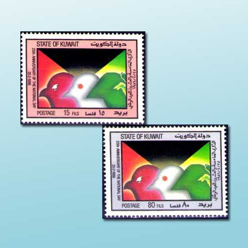 Kuwait's-Commemoratives-of-25th-National-Day