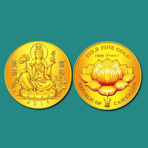 Lakshmi-on-Cameroon-Coins