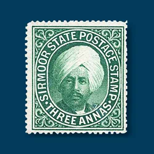 Last-Stamp-of-Sirmoor-State