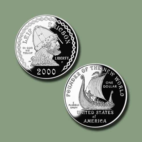 Leif-Ericson-Millennium-Commemorative-Coins