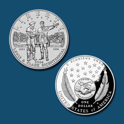 Lewis-and-Clark-Bicentennial-Silver-Dollar