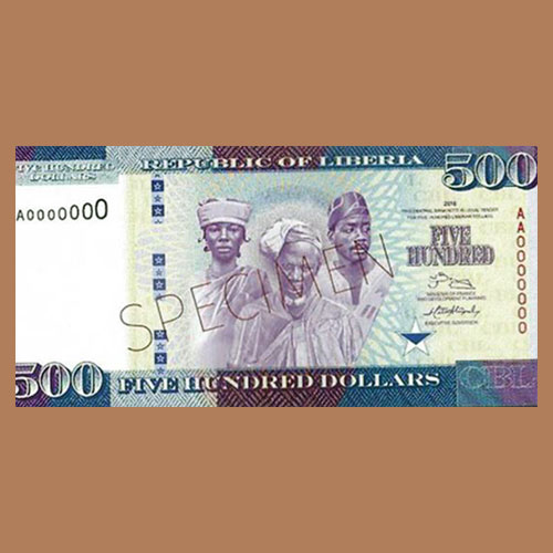 Liberia-issued-a-new-banknote