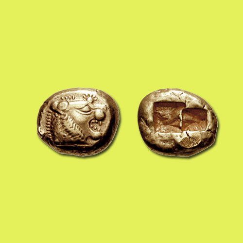 Lion-on-Ancient-Coins