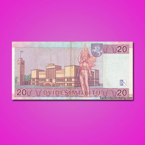 Lithuanian-Liberty-on-Banknote
