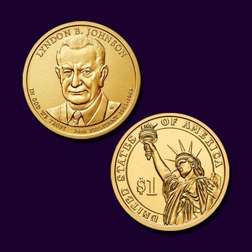 Lyndon-Baines-Johnson-Commemorative-Coin