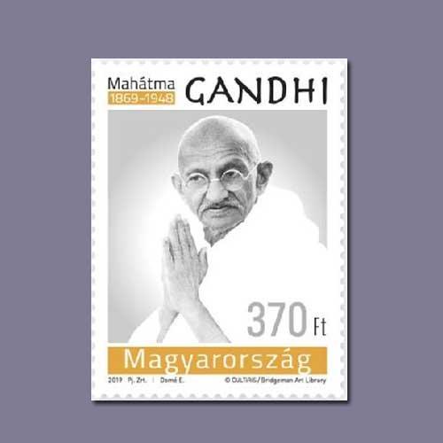 Magyar-Post-pays-tribute-to-Mahatma-Gandhi