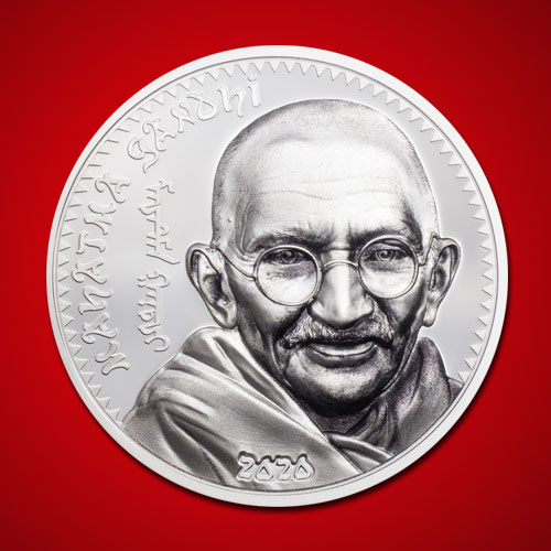 Mahatma-Gandhi-on-Latest-Coins-of-Mongolia