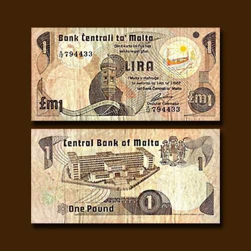 Malta-1-Lira-banknote-of-1979