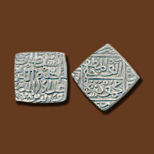 Malwa-Sultan-Ala-Al-Din-Mahmud-Shah-I-Billon-Tanka