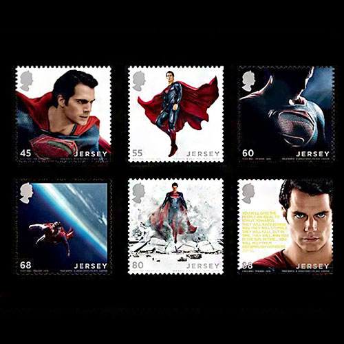 Man-of-Steel-commemorated-on-Jersey-Stamps