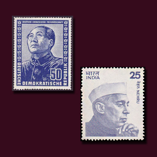 Mao-and-Nehru-Meet-for-the-First-Time