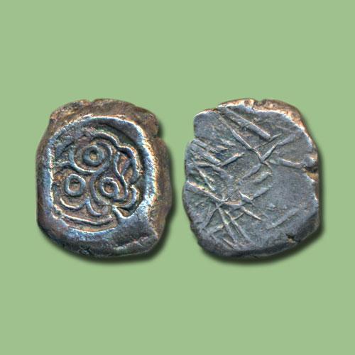 Matsya-Janapada-Silver-Karshapana-Listed-for-INR-12,000
