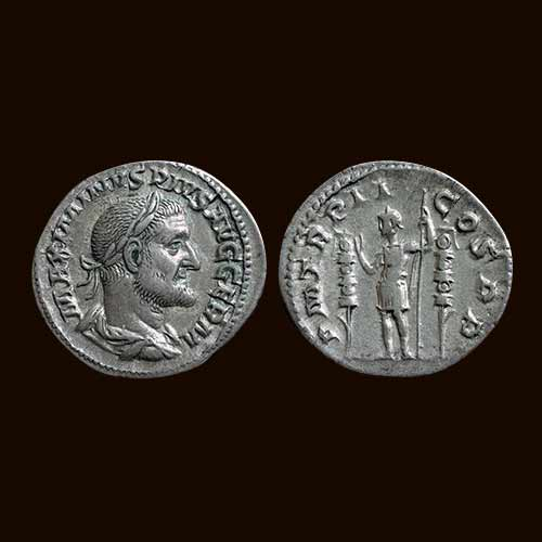 Maximinus-Thrax-proclaimed-emperor