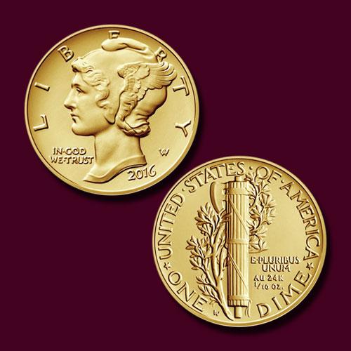 Mercury-Dime-2016-Centennial-Gold-Coin