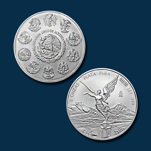 Mexico-5-oz-Silver-Libertad-BU-