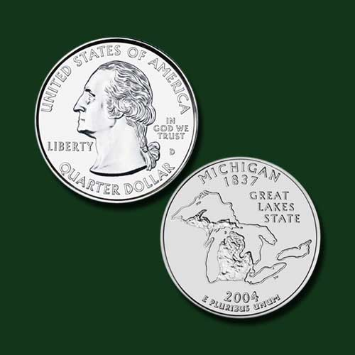 Michigan-State-Quarter-Dollar