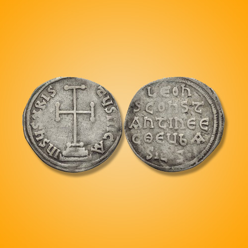 Miliaresia-coin-issued-under-Leo-III-the-Isaurian