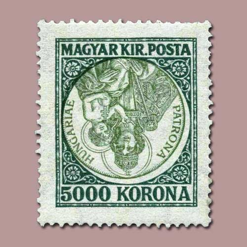 Most-Valuable-Postage-Stamp-of-Hungary