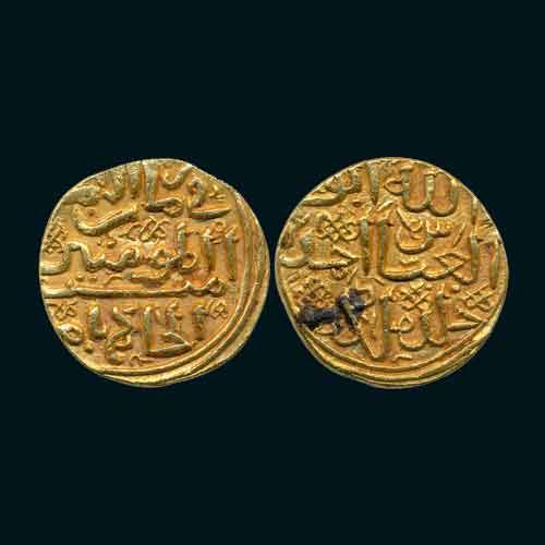Muhammad-Bin-Tuqhluq-Gold-Tanka