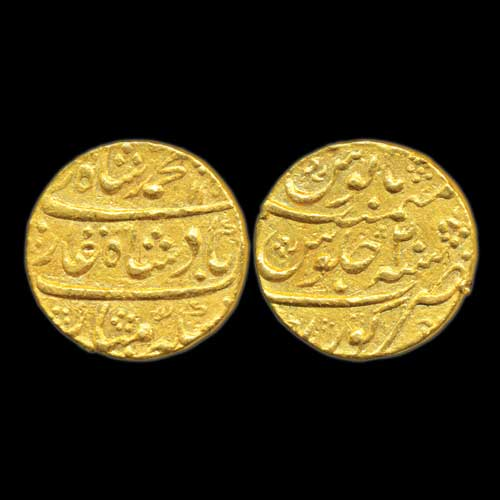 Muhammad-Shah's-Gold-Mohur-sold-for-INR-62,000