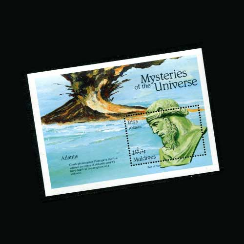 Mysteries-Island-of-Atlantis-on-stamp