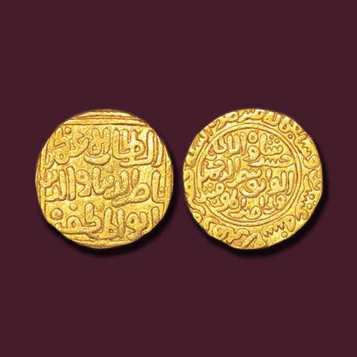 Nasir-Al-Din-Khusrau-Gold-Tanka