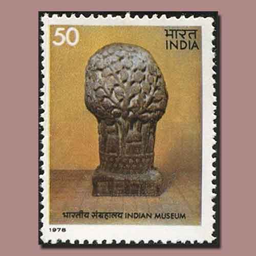 National-treasures-of-India-on-stamps-I