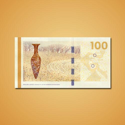 Neolithic-Dagger-on-Danish-Banknote