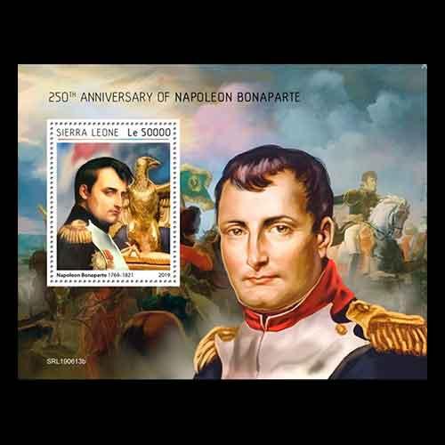 Napoleon-Bonaparte-Commemorative-Stamp