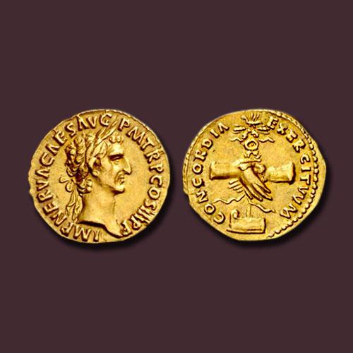 Nerva-is-proclaimed-Roman-emperor