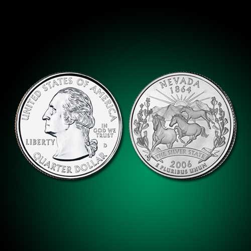 Nevada-State-Quarter-Dollar