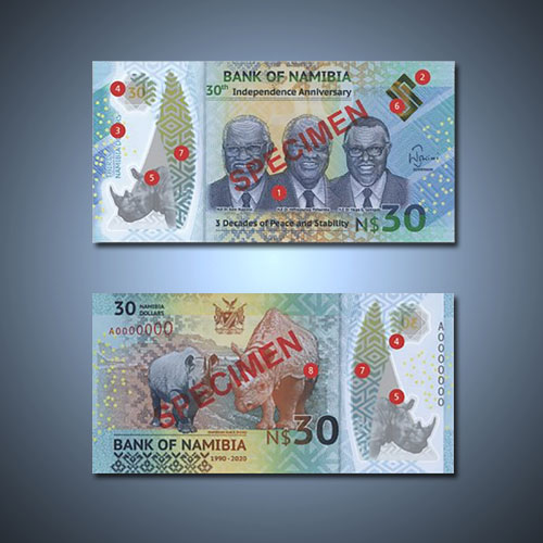 New-Commemorative-Banknote-of-Namibia