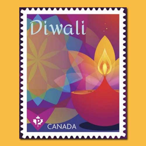 New-Diwali-Stamp-from-Canada-Post